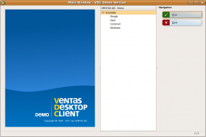 VDC Main Windows Demo
