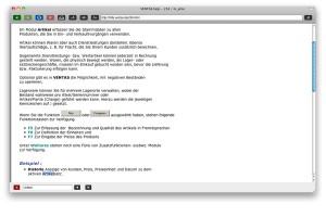 VENTAS Browser